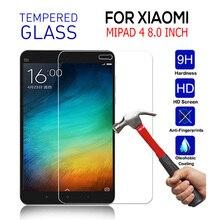 Ультрапрозрачная Защитная пленка для Xiaomi Mi pad 4 из закаленного стекла с твердостью 9H для Xiaomi Mi Pad 4