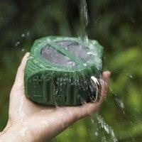 Portable Outdoor TWS Waterproof Wireless Bluetooth Speaker audio subwoofer Support TF card Loudspeaker MP3 Music Powered Speaker