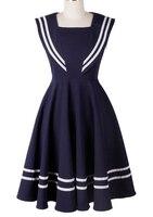 Women Dress Vestidos Plus Size European Style Cartoon Fashion Lipstick Printing Lady Set Dress