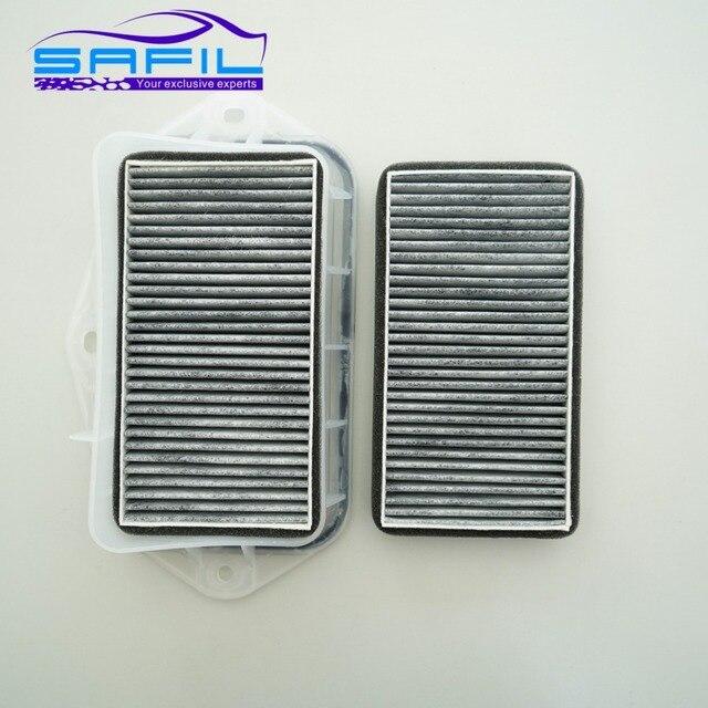 3 holes cabin filter for Vw Sagitar CC Passat Magotan Golf Touran audi Skoda Octavia external air filter #RT100