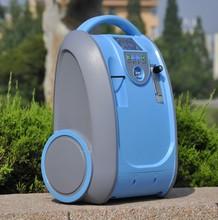 أحدث مولد أكسجين محمول LoveGo LG101 للاستخدام المنزلي/السيارة/السفر
