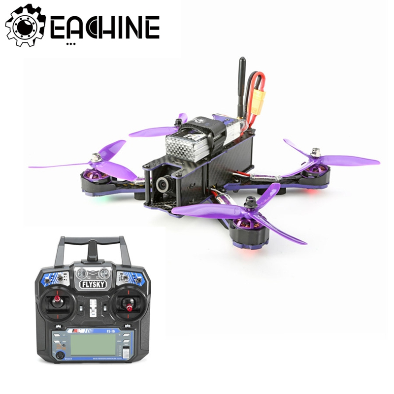 Original Eachine Wizard X220 FPV Racer Blheli_S Naze32 6DOF 5.8G 48CH 200MW 700TVL Camera w/ Flysky I6 RTF FPV Drone VS X220sRC Helicopters