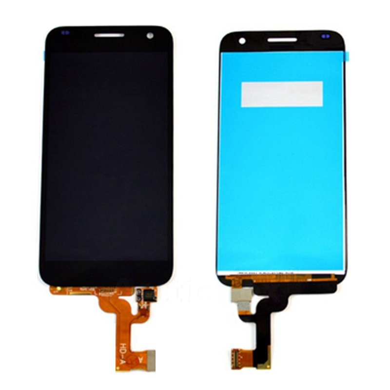 ФОТО 100% No Dead Pixel For Huawei Ascend G7 LCD Display with Touch Screen Digitizer Assembly for Huawei Ascend G7 (Black)