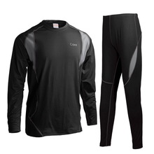 Men Accelerate Dry Polartec Long Johns Men Thermal Underwear Men Quick Dry For Ski/Riding/Climbing/Cycling Base Layers