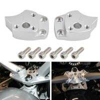 Motorrad Lenker Riser Spacer Kit Für Yamaha FJR1300 FJR 1300 2001 2002 2003 2004 2005 Griff Bar Riser Clamp