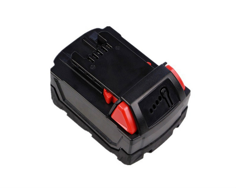 Vividjuler M18 18V 6000mAh Li-ion Battery For Milwaukee M18 48-11-1828 48-11-1840 18V 6A Electrical Drill lithium-ion Battery