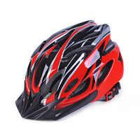 Mise à niveau casque de vélo 11 couleurs ultraléger haute qualité femmes hommes casque de vélo Casco Ciclismo montagne route vtt casque de vélo