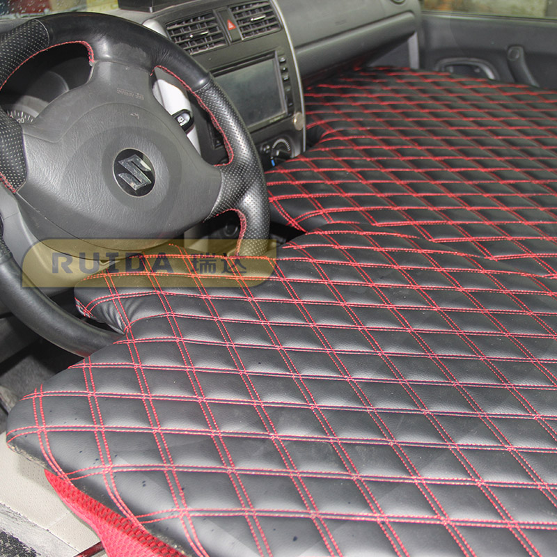 Double Single Car bed, folding board bed car for Suzuki Jimny