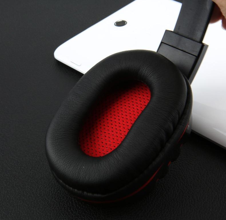 Auricular estéreo de las auriculares de los juegos del ordenador del - Audio y video portátil - foto 3