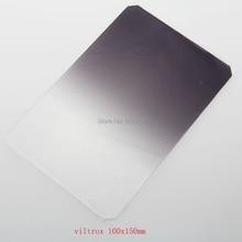 Viltrox площадь Фильтра 100×150 мм 100 мм gnd16 1.2 градиент серый для cemera DV объектив фильтр бесплатная доставка