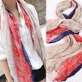 Inverno Cachecol de Lã de Moda Espanha Mulheres Lenço da Manta Grosso Cachecóis Xale para As Mulheres 2014
