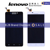 100 Tested Original White Black 5 Inch TFT 1280x720 Display For LENOVO A5000 LCD With Touch