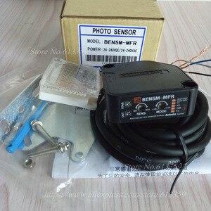 Image 5 - BEN5M MFR capteur photoélectrique rétroréfléchissant automatique ca/cc détecteur de 5 mètres sortie relais 100% nouveau haute qualité