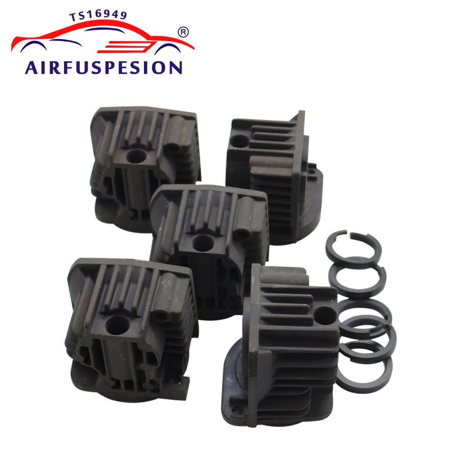 5Pcs Air Compressor Pump Cylinder Piston Ring for X5 E53 C6 Q7 Land Rover L322 4L0698007A