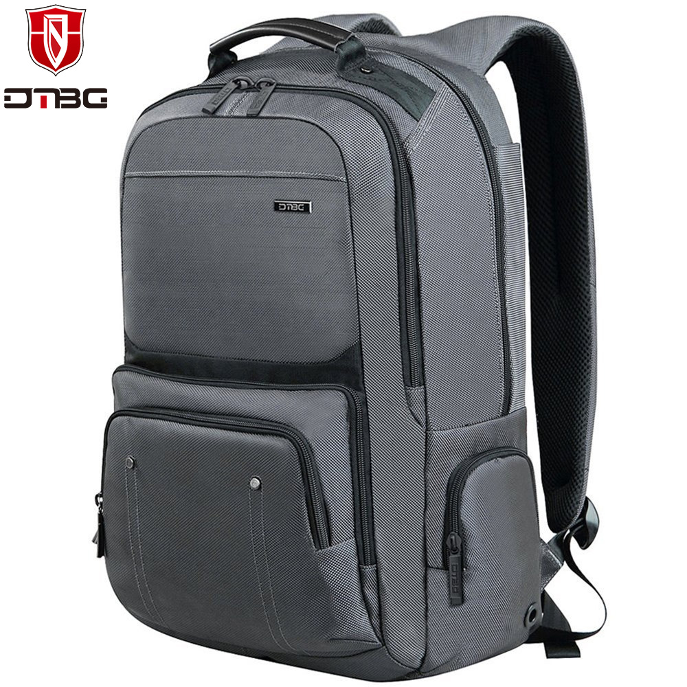 DTBG Computer Backpacks 15.6 17.3 Inch Laptop Backpack Anti-theft Men Women Notebooks Bags for Dell HP Roomy School Travel Bag new canvas backpack travel bag korean version school bag leisure backpacks for laptop 14 inch computer bags rucksack