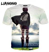 Mikisa AOT Shirt
