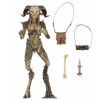 18cm NECA Movie Pans Labyrinth El Laberinto del Fauno Faun Anime PVC Action Figures toy Anime figure Toys For Kids children gift