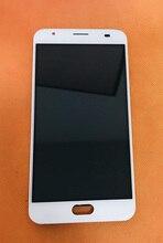 """Stary oryginalny ekran z wyświetlaczem LCD + ekran dotykowy + rama dla Ulefone Power 2 MTK6750T Octa rdzenia 5.5 """"FHD darmowa wysyłka"""