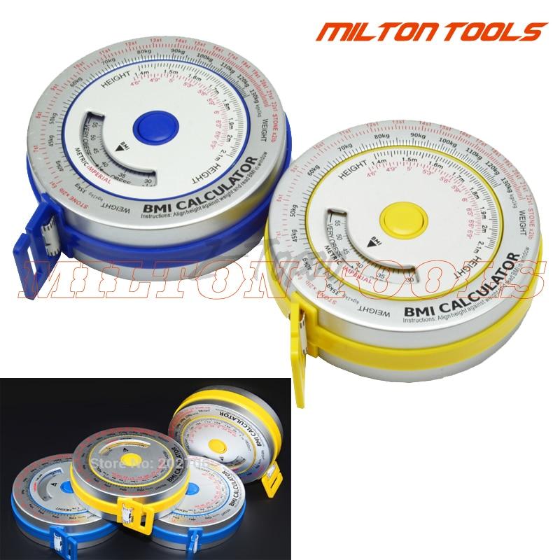 Высококачественная алюминиевая лента для измерения ИМТ, лента для тела ИМТ, калькулятор ИМТ 0-150 см, 12 шт./лот