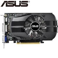 ASUS Video Card Original GTX750Ti 2GB 128Bit GDDR5 Graphics Cards For NVIDIA Geforce GPU Games Hdmi
