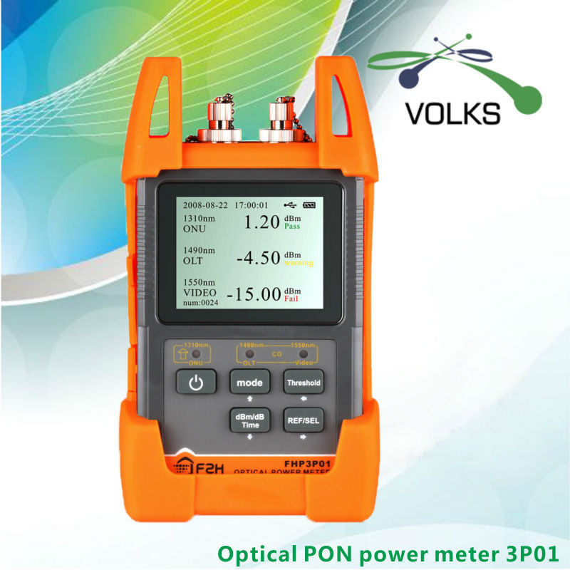 Optical PON Power meter 3P01Optical PON Power meter 3P01