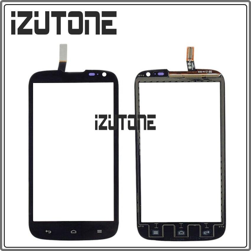 5,0 дюймов черный или белый для Huawei G610 C8815 дигитайзер с сенсорным экраном и сенсорной панелью Бесплатная доставка; 100% гарантия