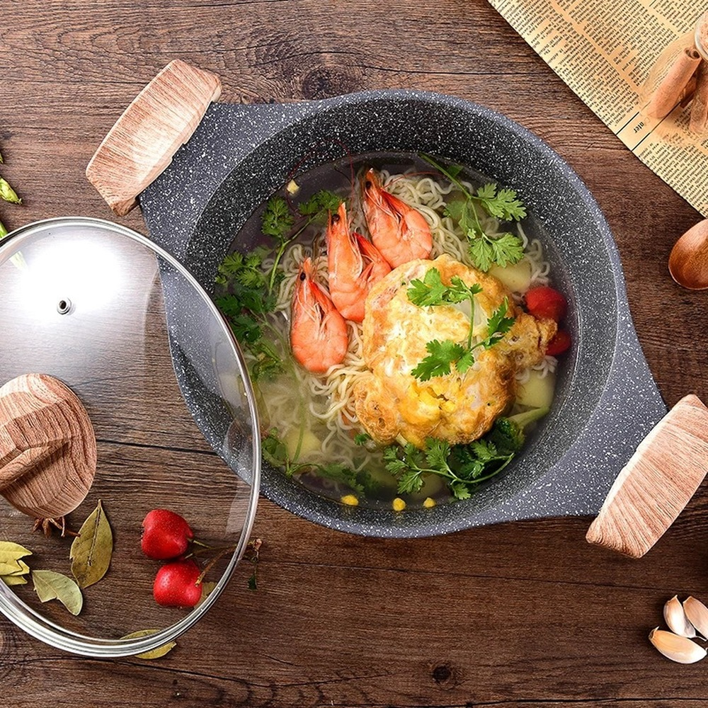 Mai Yishi 24 Soup Pot Home Soup  Boiled Hot Pot