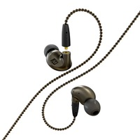 High Quality MEE Audio Pinnacle P1 Wired In Ear Headphones Audiophile Earphones With Detachable Cables Acoustic