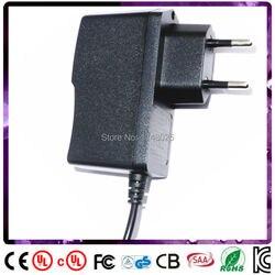 Darmowa wysyłka 16 v 420ma zasilacza prądu stałego 0.42a dc adapter ue wejście 100 240 v ac 5.5x2.1mm 0.9 m kabel zasilający DC transformator zasilający