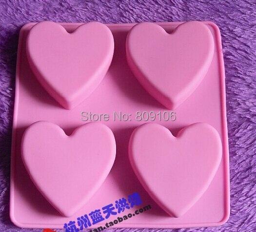Wholesale ,cake mould /cake pan baking pan mold/ bake mold / lovely heart shape cake mold 3pcs mixing order,free shipping