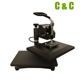 HP230B 23X30CM 9x12 inch Swing Away Manual transfer sublimation Heat Press Machine
