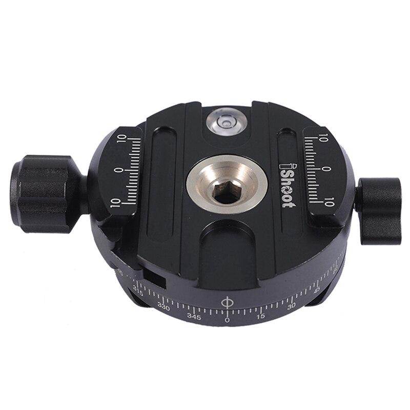 21mm Thick Ultra slim Panoramic Panorama Head for Arca Swiss RRS KIRK kangrinpoche Camera Tripod Ball