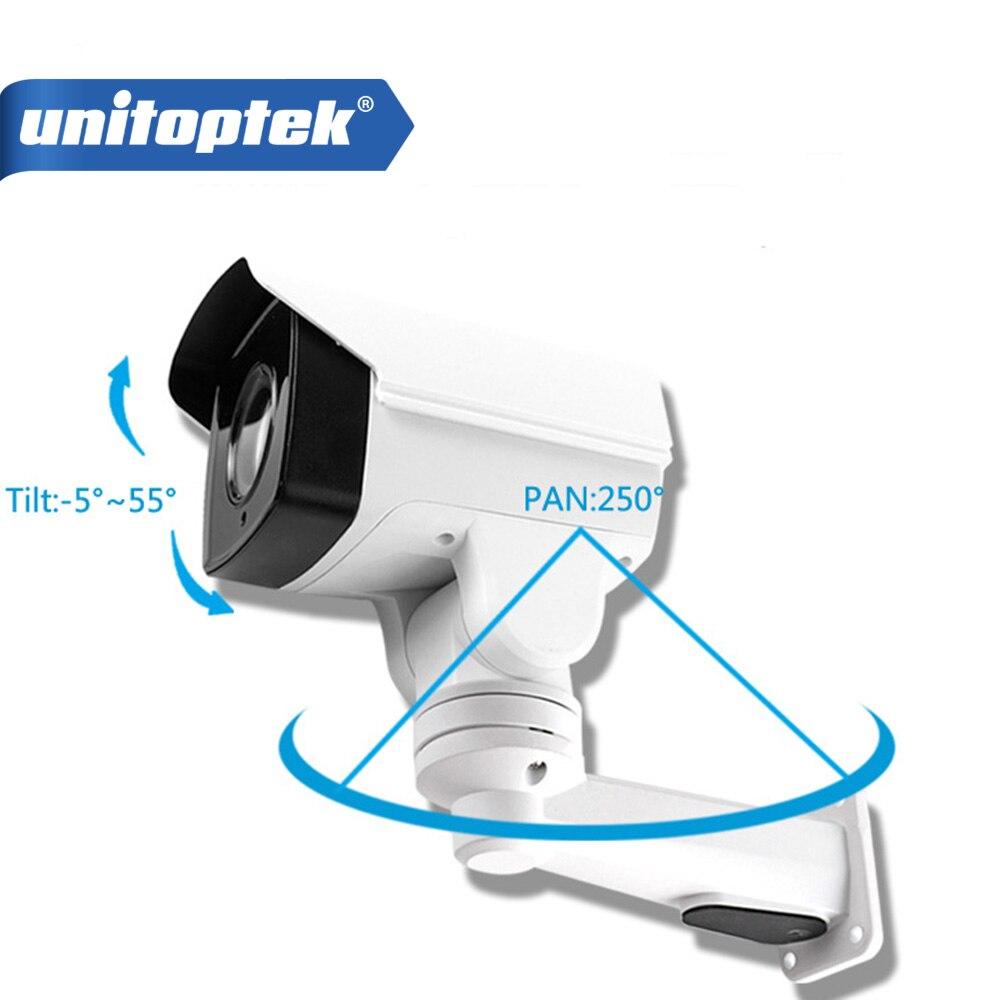 Водонепроницаемый видеонаблюдения HD 1080 P открытый 2mp Мини Пуля HDCVI PTZ Камера, 4 шт. массив светодиодов ИК 30 м, Поддержка коаксиальный Управлени