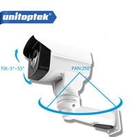 Waterproof CCTV Security HD 1080P Outdoor 2MP Mini Bullet HDCVI PTZ Camera,4Pcs Array Leds IR 30m,Support Coaxial Control