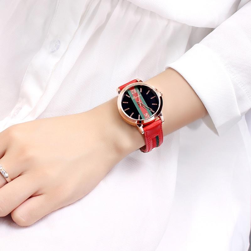 New 2019 Top Brand Elegant Women's Watches Fashion Casual Ladies Wrist Watch Luxury Female Clock For Women Reloj Mujer