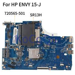 KoCoQin Laptop płyta główna do hp ENVY 15-J HM86 płyty głównej płyta główna 720565-001 720565-501 6050A2547701-MB-A02 SR17D