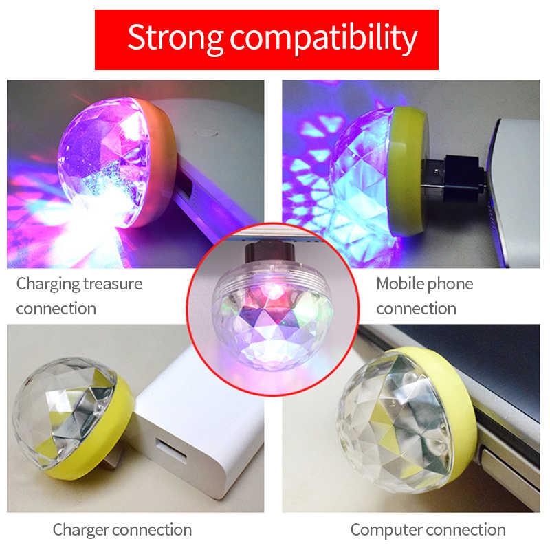 LED xe Trang Trí Đèn Mini RGB Bầu Không Khí Ánh Sáng cho lada granta kalina vesta priora largus 2110 niva 2107 2106 2109 vaz samara