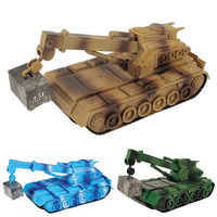 Children Models Car 52203 Military Equipment Models Boys Mini Cool Car Children's Vehicle Toys for Kids Gift