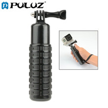 PULUZ Bobber Floating Hand Grip Handheld Mount with Wrist Strap + Screw for GoPro and Other Action Cameras portable floaty bobber with strap and screw