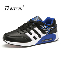 Thestron Mens Running Trainers Comfortable Sport Shoes Men Air Design Running Shoes For Man Spring Autumn