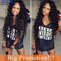 7A Deep Wave Brazilian Hair 3 Bundles Rosa Hair Products Brazilian Deep Wave Brazilian Hair Weave Bundles Curly Weave Human Hair