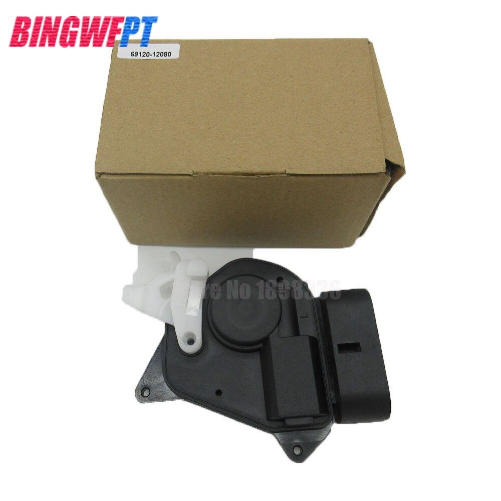 CAR Central Door Lock Actuator Front left OEM 69120-12080 6912012080 For Toyota Corolla 2000-2008