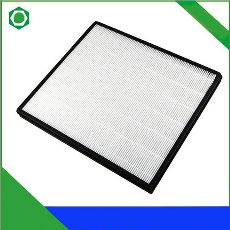 36.5*23*3cm HEAP Dust Collection Filter and 36.5*23*1cm Actived Carbon Filter for Sharp KS-840E Air Purifier