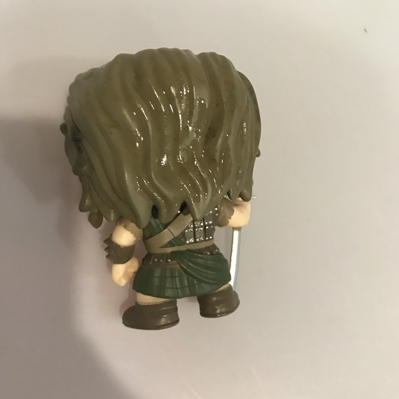 Funko Braveheart POP Movies Vinile Figura William Wallace 9 cm