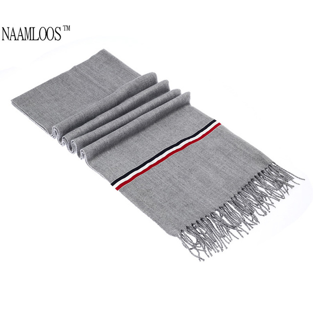 Global First Release Luxury Brand Ribbon Scarf Women Solid color Capes Cashmere Winter Shawl echarpe Private order Christmas gif