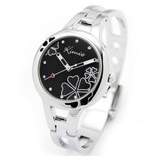 KIMIO reloj de las mujeres Flor de La Manera Pulsera de Cuarzo-Reloj Famosa Marca de Lujo de Las Señoras Relojes de Pulsera Para Mujer montre femme reloj