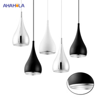 Nordic Pendant Lamp Modern Hanging Lights Bedroom Dining Room Living Room Loft Pendant Light Lampshade Abajur Lustre Pendente