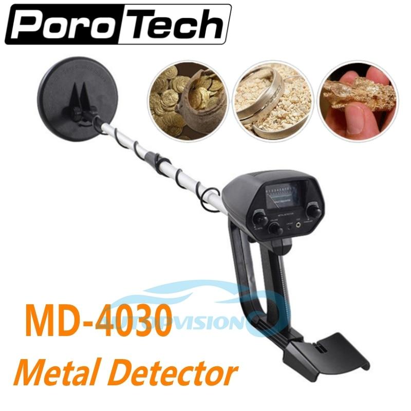 MD-4030 Underground Metal Detector Gold Detectors MD4030 Treasure Hunter Detector Circuit Metales Finder Tracker Scanner