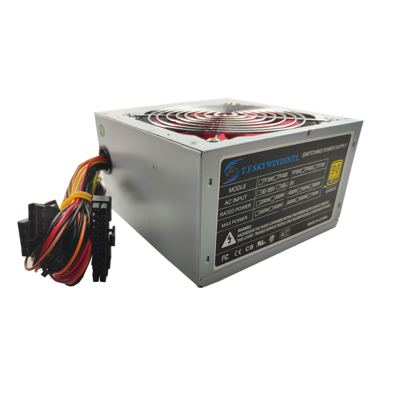 цена на 500W Power Supply 500W PSU PC 12V ATX PC Power Supply SLI PCI-E 12CM Fan High Quality 500W Computer Power Supply For Gaming