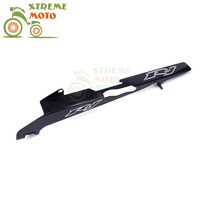Motorcycle Black Aluminum Chains Guard Cover Shield Guide For YAMAHA R1 R1000 2002 2003 2002 2003 02 03